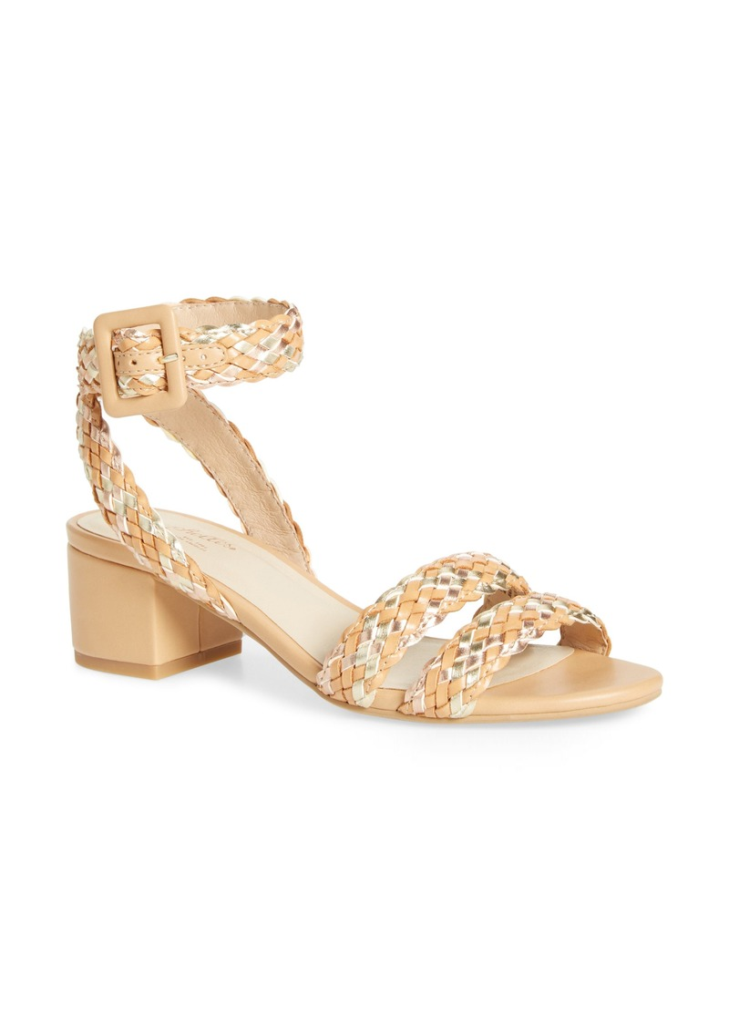 Seychelles Braided Ankle Strap Sandal (Women)