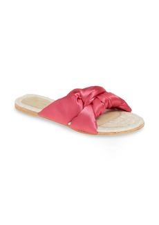 Seychelles Conversation Piece Knotted Slide Sandal (Women)