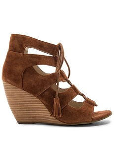 Seychelles Delirious Wedge in Brown. - size 10 (also in 6,6.5,7,7.5,8,8.5,9,9.5)