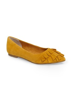 Seychelles Downstage Pointy Toe Flat (Women)