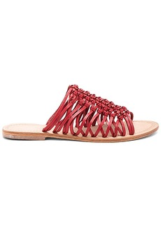 Seychelles Duel Sandals in Red. - size 10 (also in 6,7.5,8,8.5,9,9.5)