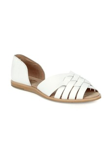 Seychelles Future Leather Braid Sandals