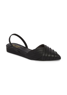 Seychelles Highly Touted Pointy Toe Flat (Women)