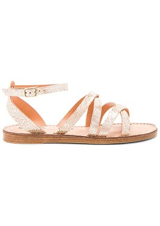 Seychelles In the Shadows Sandals in Metallic Gold. - size 6 (also in 6.5,7,7.5,8.5,9.5)