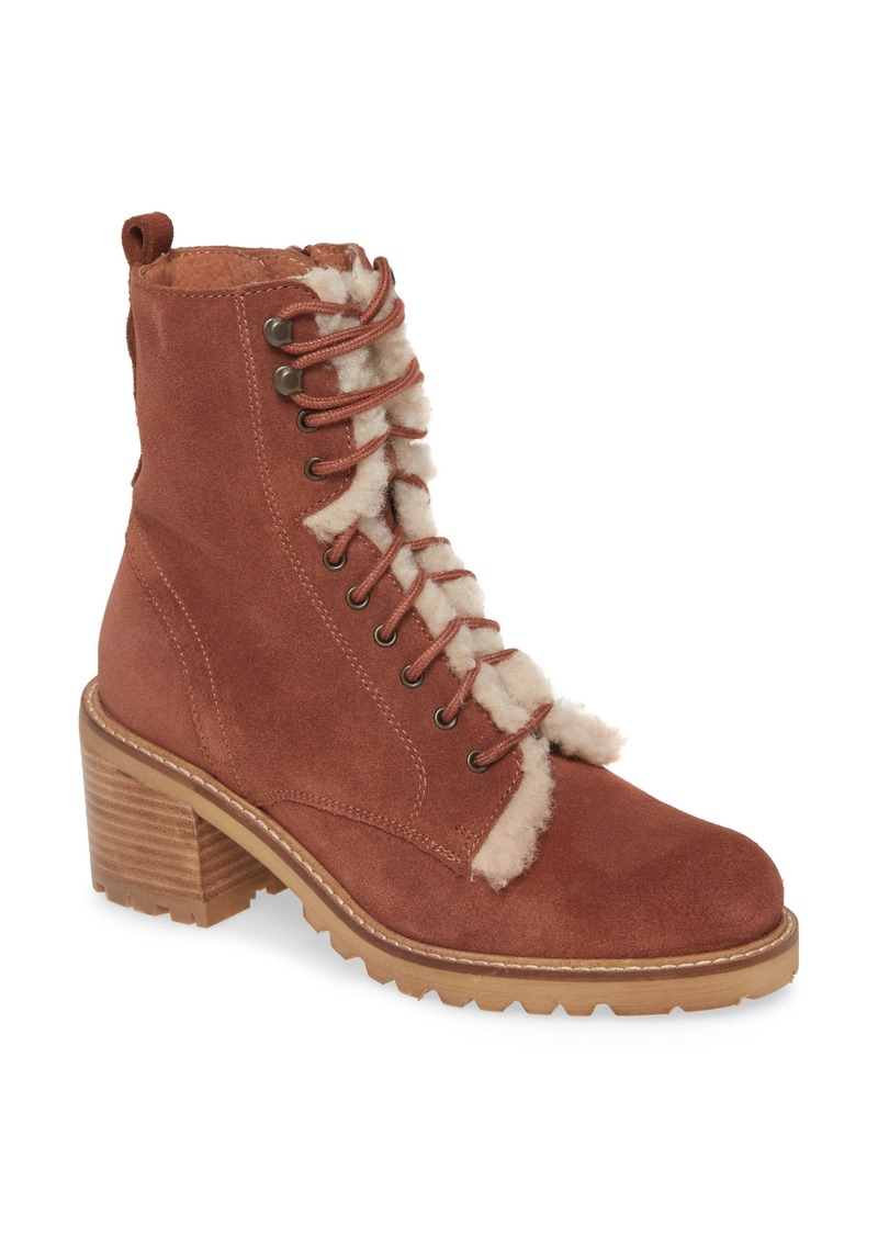 Seychelles Irresistible Faux Shearling Boot (Women)