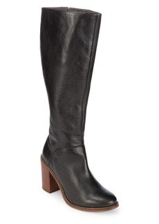 Seychelles Memory Leather Mid-Calf Boots