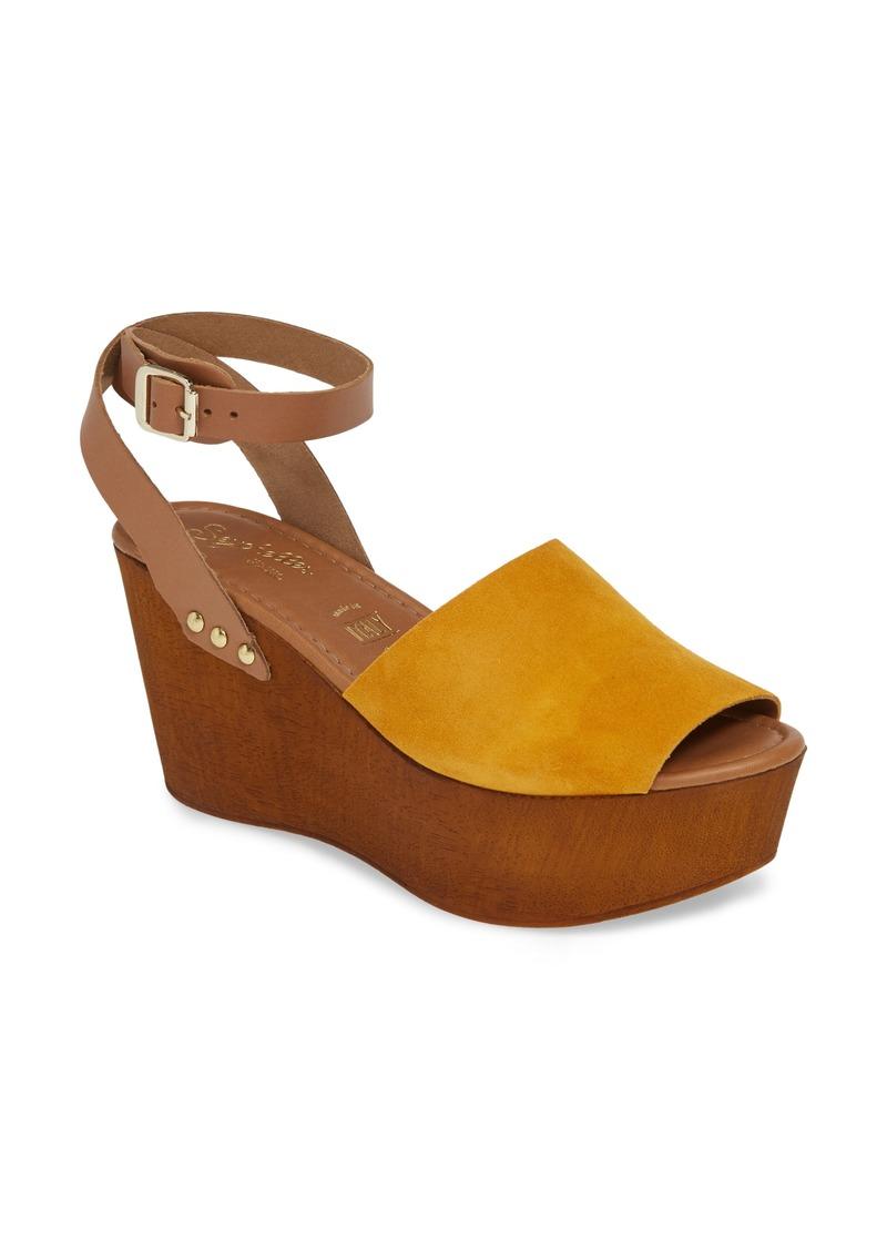 Seychelles Platform Wedge Sandal (Women)