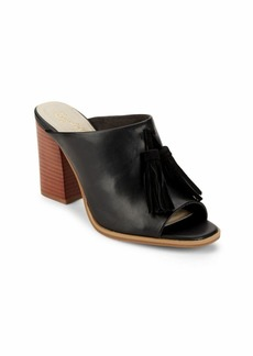 Seychelles Tassel Leather Mules