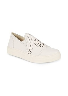 Seychelles Wheelhouse Leather Platform Sneakers