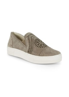 Seychelles Wheelhouse Suede Slip-On Sneakers