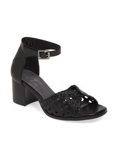 Seychelles Woven Ankle Strap Sandal (Women)
