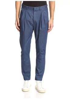 Shades of Grey Men's Pleated Pant