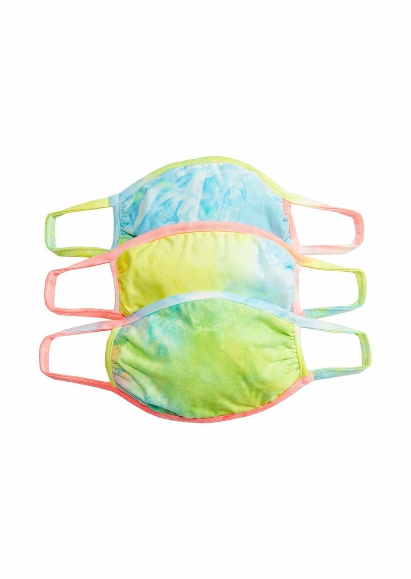 Shashi Tie-Dye Face Mask Set