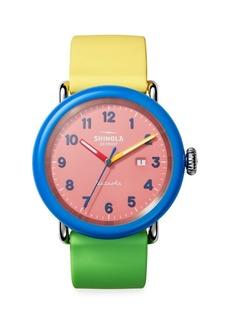 Shinola Detrola The Gumball Watch