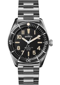 Shinola Duck Bracelet Watch, 42mm
