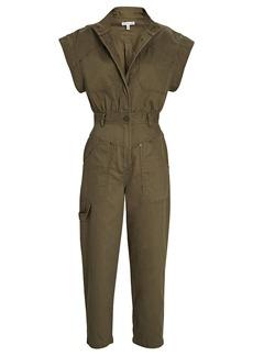 Shona Joy Chiara Utility Sleeveless Jumpsuit