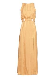 Shona Joy Daisy Sleeveless Bias Dress