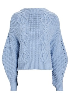 Shona Joy Willow Cable Knit Sweater