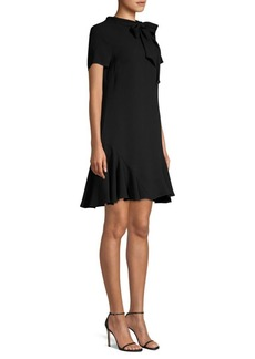 Shoshanna Bosher Short Sleeve Sheath Dress