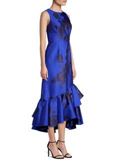 Shoshanna Cordova Floral Dress