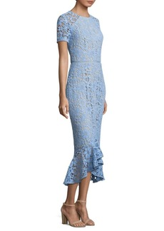 Edgecombe Lace Dress