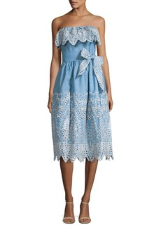 Eleanora Cotton Dress
