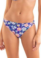 Shoshanna Floral Ring Bikini Bottom