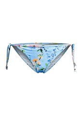 Shoshanna Floral String Bikini Bottom