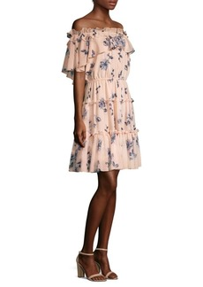Shoshanna Lora Floral Dress