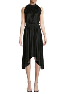 Shoshanna Lourdes Midi Dress