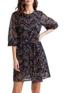 Shoshanna Mandessa Sequin Dress