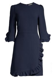 Shoshanna Marina Ruffled Dress