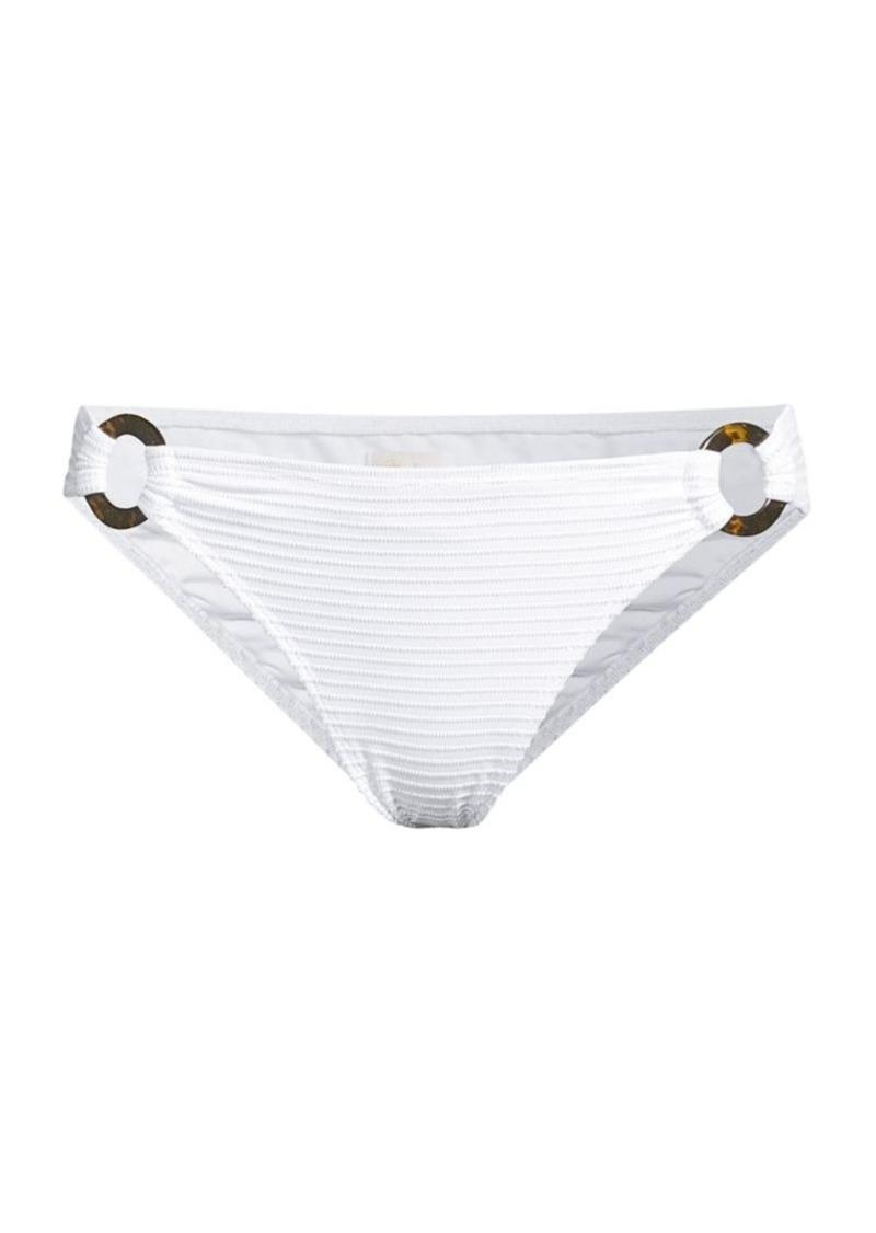 Shoshanna Ring Detail Bikini Bottoms
