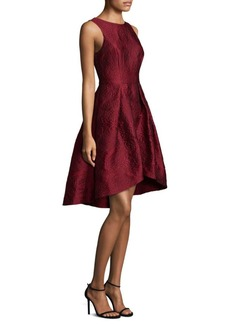 Shoshanna Aster Coraline Hi-Lo Dress