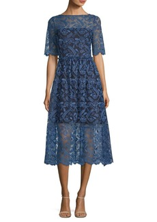 Shoshanna Atanasia Lace Dress