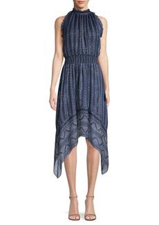 Barissa Silk Dress
