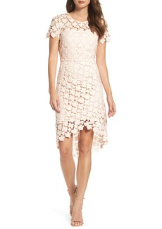 Shoshanna Baylor Lace Sheath Dress