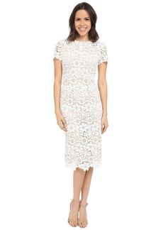 Shoshanna Beaux Midi Dress