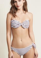 Shoshanna Bow Bikini Bottoms