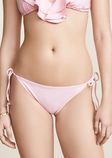 Shoshanna Clean Triangle Bikini Bottoms