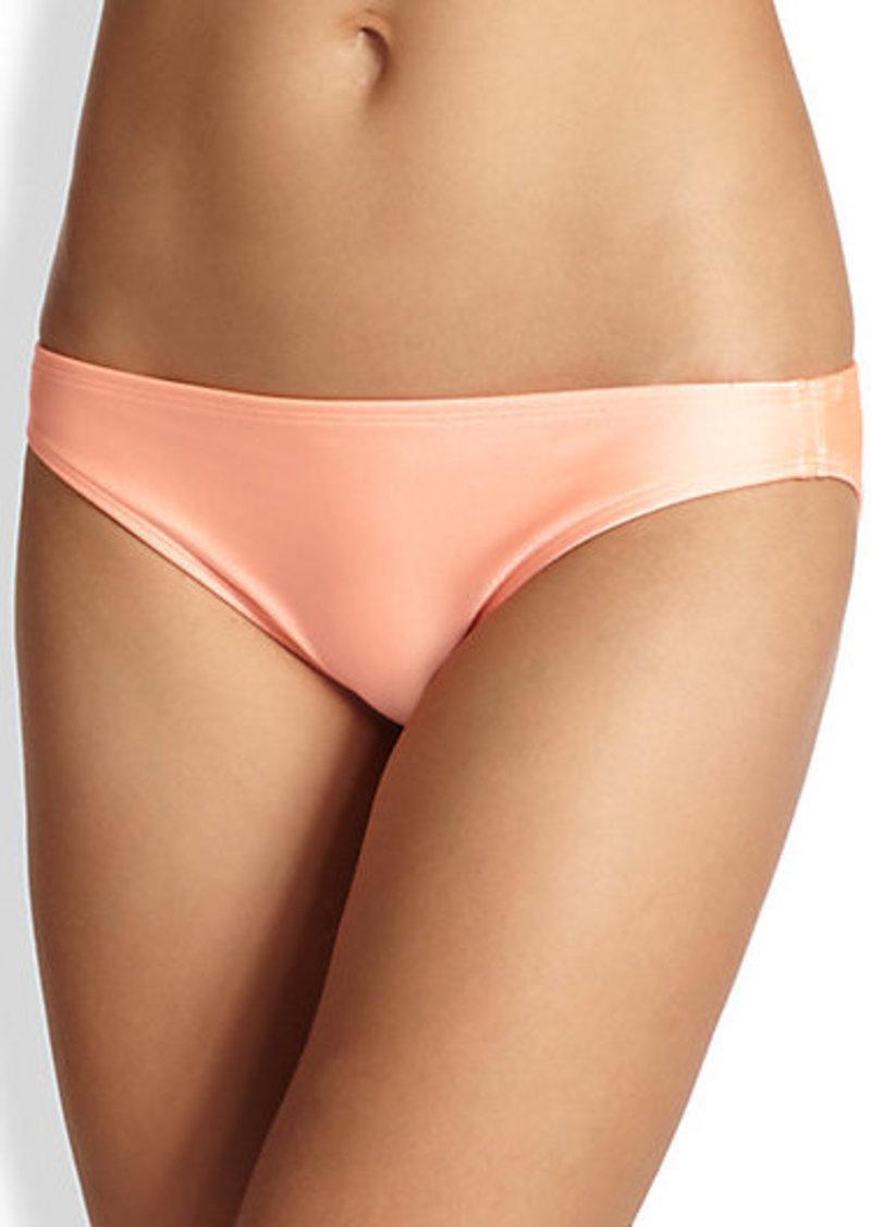 Shoshanna Coral Bikini Bottom