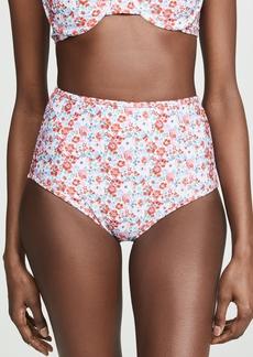 Shoshanna Ditzy Blossom Bikini Bottoms
