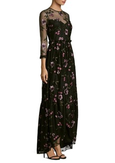 Floral Essich Dress
