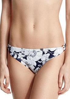 Shoshanna Floral-Print Swim Bottom