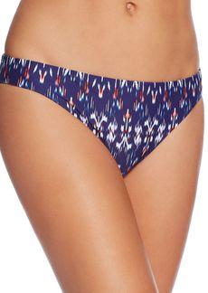 Shoshanna Ikat Classic Bikini Bottom