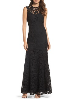Shoshanna Lace Gown