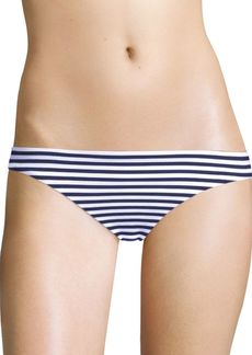 Shoshanna Marine Stripe Bikini Bottom
