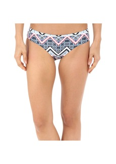 Shoshanna Moroccan Tile Hipster Bottoms