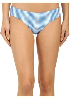 Ombre Textured Stripe Hipster Bottoms