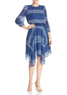 Shoshanna Pacific Geometric Print Dress - 100% Exclusive